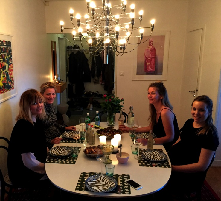 Middag hos Emma