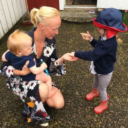 Mia och barnen